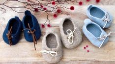 Staying cosy with friends felted baby shoes. Made for superfine merino wool. Perfect for tiny feet and baby shower gift Felt Baby Shoes, Ethical Shoes, Wombat, Moccasins, Merino Wool, Baby Shower Gifts, Flats, Perth, Eco Friendly