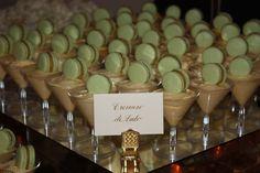 Martini Glass Desserts