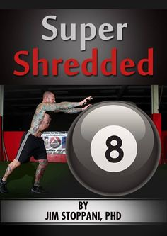 SS8 My 8 Week Super Shred Workout