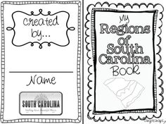 Ginger Snaps: South Carolina Regions book! FREE