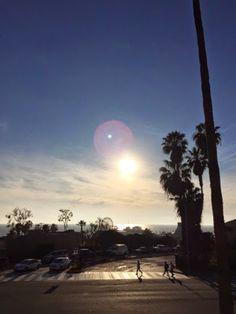 friends in america: Santa Monica Park