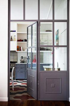 pareti divisorie per cucina soggiorno - Cerca con Google | Cucina ...
