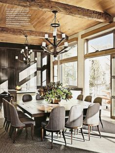 Large Party Rustic Dining    GREAT, If Your Guests Have No Interest In  Talking To One Another. This Huge Square Table Ensures They Can ONLY Speak  To The ...