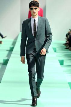 Men's Fashion Trends Spring-Summer 2013 Urban Safari ~ Olive Green Colors ~ Men Chic- Men's Fashion and Lifestyle Online Magazine