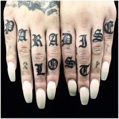 3a5b6fd5b #WomensTattoo #WomensTattooIdeas knuckle tattoos click for more info.. Girl  Rib Tattoos,