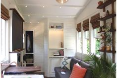 It's Hard To Believe This Stylish 'Tiny House' Is Only 250 Square Feet