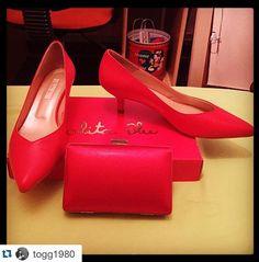 Chicas Lolita Blu felices con sus compras ¡ Gracias por compartir¡ Zapato disponible en 4 colores