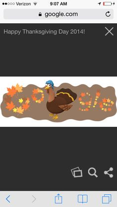Happy Thanksgiving!! Be thankful for what you have and give thanks!! Hope everyone has a great day!! Happy Thanksgiving!!