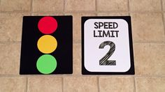 Race Car Birthday Party Signs, Stop Light, Speed Limit Sign, Race Car Party Decorations, Race Car (Set of 2) by LittleMichaels on Etsy https://www.etsy.com/listing/249917081/personalized-race-car-birthday-party