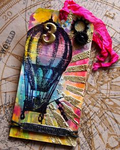 klistersøster: Tim Holtz 12 tags of 2015 - March.m ♡♡ this!!