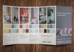 Fired Earth Paint Collection Fired Earth, Earth Color, Photo Wall, Colours, Interior Design, Frame, Painting, Collection, Decor