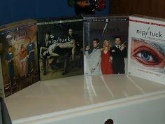 Nip Tuck DVD Series: Season 1,2,3,4 First, Second Third Fourth Season