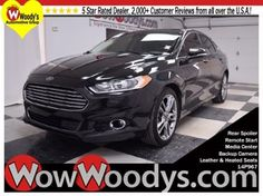 2014 Ford Fusion For