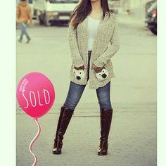 Sold Out !   +962 798 070 931 ☎+962 6 585 6272  #ReineWorld #BeReine #Reine #LoveReine #InstaReine #InstaFashion #Fashion #Fashionista #FashionForAll #LoveFashion #FashionSymphony #Amman #BeAmman #Jordan #LoveJordan #ReineWonderland #Modesty #ReineWinterCollection #WinterCollection #layalicollection #WoolCardigan #Cardigan #Wool #WinterFashion
