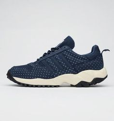 ADIDAS ORIGINALS BY 84-LAB. ZX 500 TRAIL COLLEGIATE NAVY/LIGHT BONE #sneaker