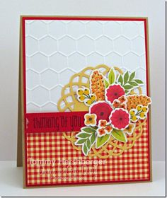 Dare to Get Dirty 2013 with Wplus9 Design Studio stamps by Tammy Hershberger