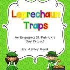 This fun project is perfect for St. Patrick's Day.  Have your students complete this project as Family Homework.