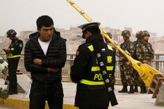 #world #news  Terror threats transform China's Uighur heartland into security state