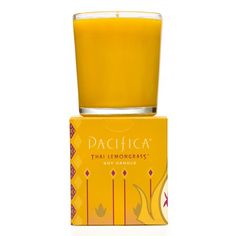 Thai Lemongrass Soy Candle 10.5 OZ | Pacifica Perfume... one of my favorite candles!