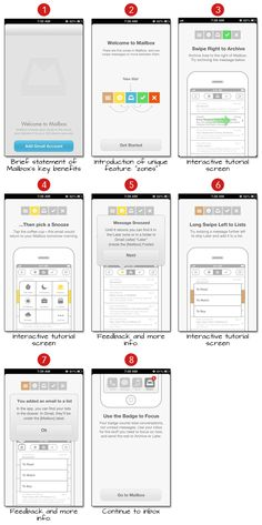 onboarding design - Google Search