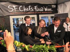 SF Chefs.Food.Wine. @ Union Square