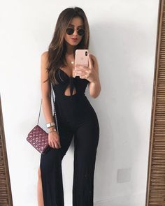 Cute summer outfits for teens. Black Women Fashion, Look Fashion, Fashion Outfits, Womens Fashion, Fashion Advice, Trendy Summer Outfits, Outfits For Teens, Casual Outfits, Casual Summer