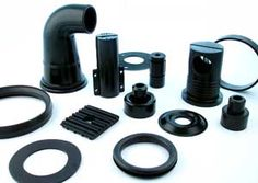 Rubber Compression Molded and Rubber Injection Molded Parts