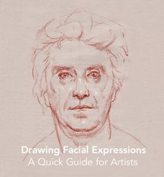 Draw 6 facial expressions that 'Wow' with this quick guide. | #artinspiration #drawingtips