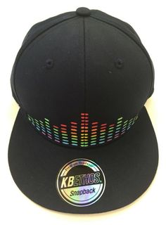 EMayzing Navy Blue Mosaic Pyramid Snap Back Hat, Disco Biscuits, Bassnectar,STS9  | eBay