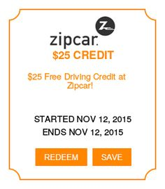 84 best coupons coupon codes deals and discounts images on zipcar coupons 25 free driving credit at zipcar im in fandeluxe Images