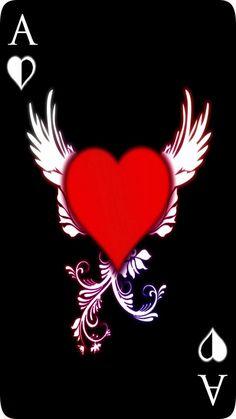 Capricorn - Ace of Hearts Birth Card - December 30