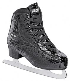 Roces REPTILE Ice Skate. Ice Skate Collection 2014/15. #iceskate #Roces #iceglamour #glamour http://shop.roces.com/en/skates/ice-skates/ice-skate-reptile.html