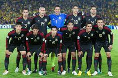 mexicos soccer team<3