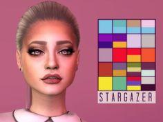 Stargazer Eyes by SightlySims at TSR