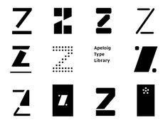 Apeloig Type Library http://nouvellenoire.ch/blogs/news/9290077-apeloig-type-library