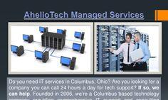 AhelioTech,AhelioTech Columbus,AhelioTech Columbus OH,AhelioTech Managed Services,AhelioTech Technology Services,Columbus Managed Services