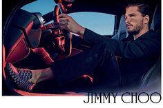 JIMMY CHOO SPRING 2015 CAMPAIGN