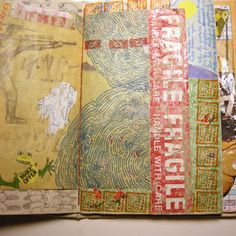 Book By Its Cover » Sketchbook Series: Ben Finer