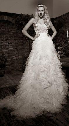 Increibles vestidos de novia | Colección Galia Lahav