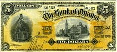 The Online Canadian Paper Money Museum Canadian Things, Stocks And Bonds, Foreign Coins, Canadian History, Old Money, Dollar Coin, Old Coins, Money Matters, How To Make Money