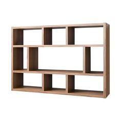 Bureau design blanc et noir 2 tiroirs largo ce produit n for Etagere pour chambre ado