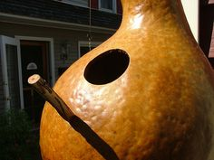 From star to finish DIY Gourd Birdhouse