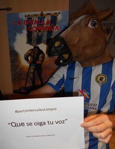 #porUnHerculesLimpio