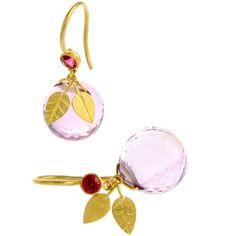 MARIE-HELENE DE TAILLAC Earrings ($2,330) ❤ liked on Polyvore