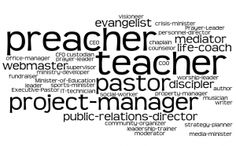 Pastoral Job Description:  Take time to thank your pastor for all he does for you & your church.