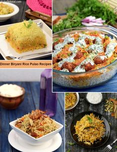 Biryani Recipes for Indian Dinner, Rice Pulao recipes for Dinner Thanksgiving Dinner Menu, Easy Thanksgiving Recipes, Indian Food Menu, Indian Food Recipes, Kenyan Recipes, Indian Dishes, Cooking Turkey, Cooking Steak, Cooking Salmon