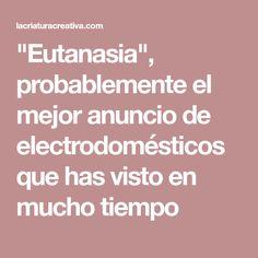 Eutanasia activia y pasiva yahoo dating