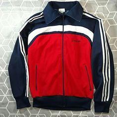 Adidas Tops - Vintage Adidas Track Jacket