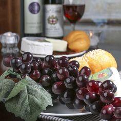 Artificial Lady Finger Grape Cluster