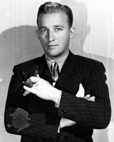 Bing Crosby won an Academy Award for Best Actor for his role as Father Chuck O'Malley in the 1944 motion picture Going My Way,